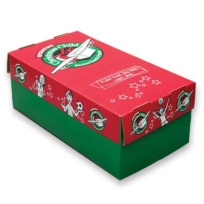 Operation Christmas Child Boxes.Samaritan S Purse Occ Material Order